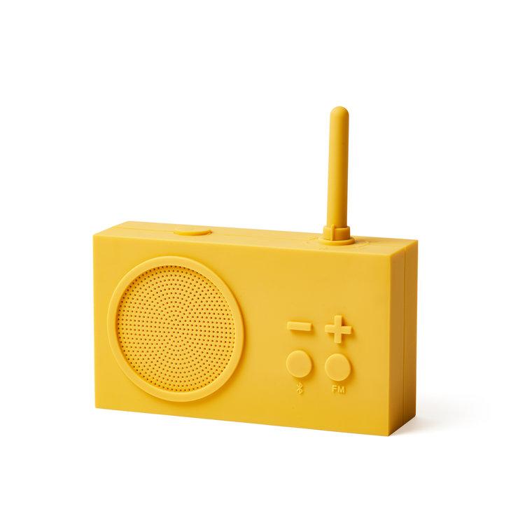 Lexon Lexon radio Tykho 3 geel