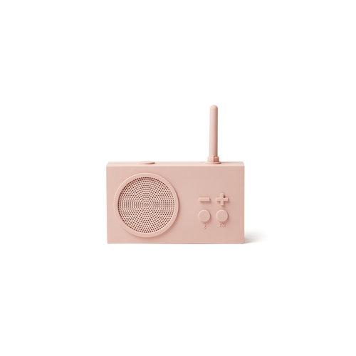 Lexon Lexon radio Tykho 3 pink
