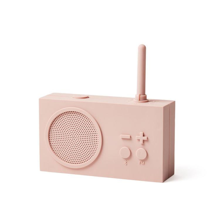 Lexon Lexon radio Tykho 3 roze