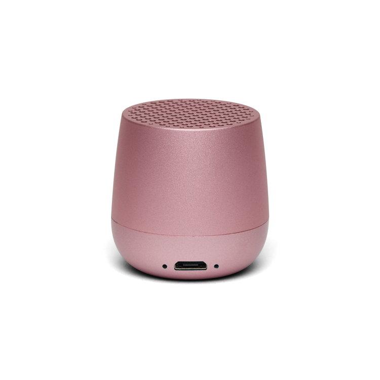 Lexon Lexon mini speaker Mino roze