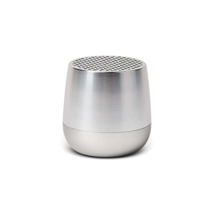 Lexon Lexon mini speaker Mino silver