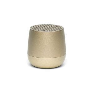 Lexon Lexon mini speaker Mino goud