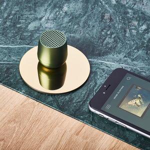 Lexon Lexon mini speaker Mino gold