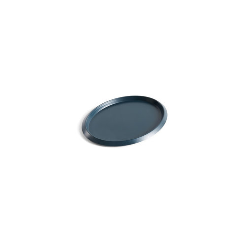 HAY HAY tray Ellipse S dark green