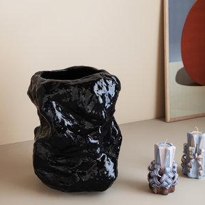 ferm LIVING ferm LIVING vase Tuck blue
