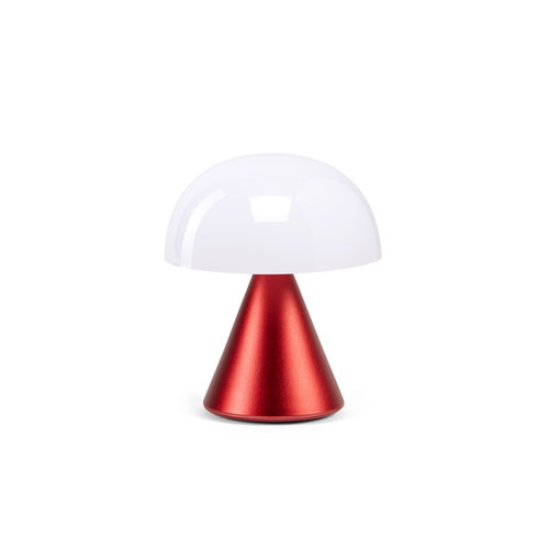 Lexon Mini lamp Mina rood