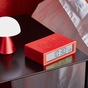 Lexon Lexon mini lamp Mina rood