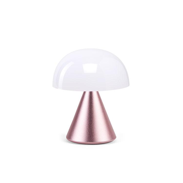 Lexon Lexon mini lamp Mina roze