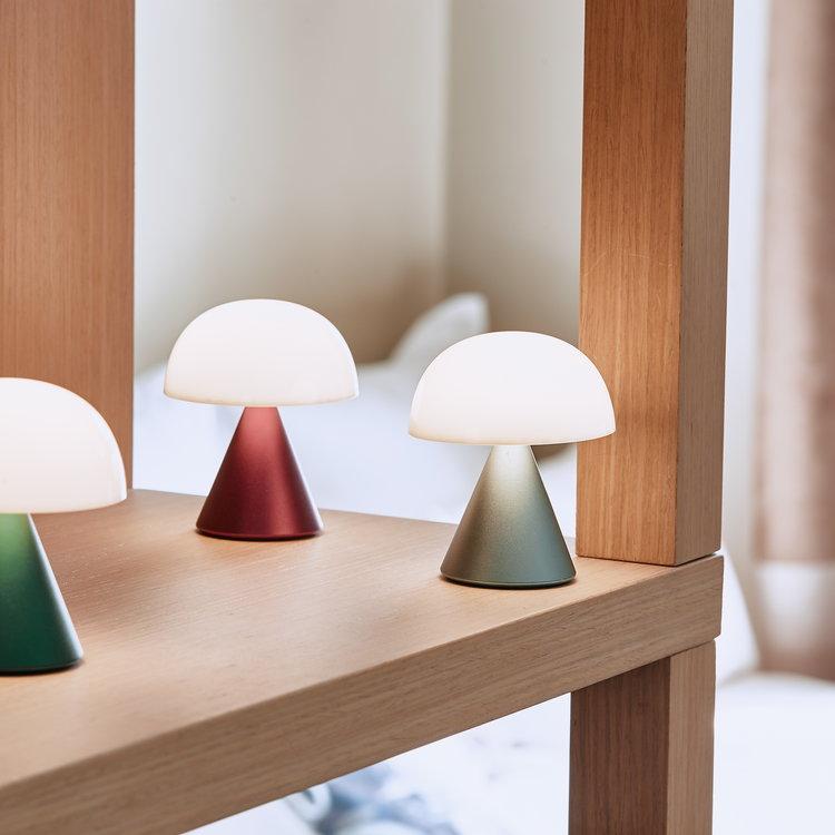 Lexon Lexon mini lamp Mina green