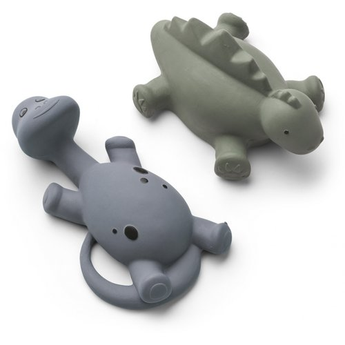Liewood Set of 2 bath toys Algi