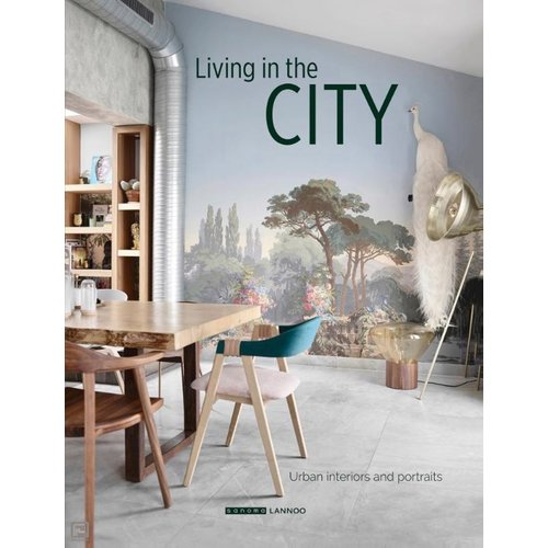 Boek Living in the City