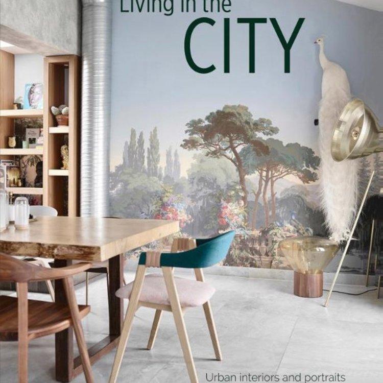 Boek Living in the City