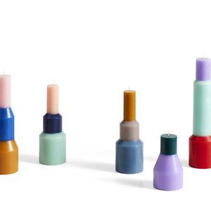HAY HAY Pillar candle medium mint