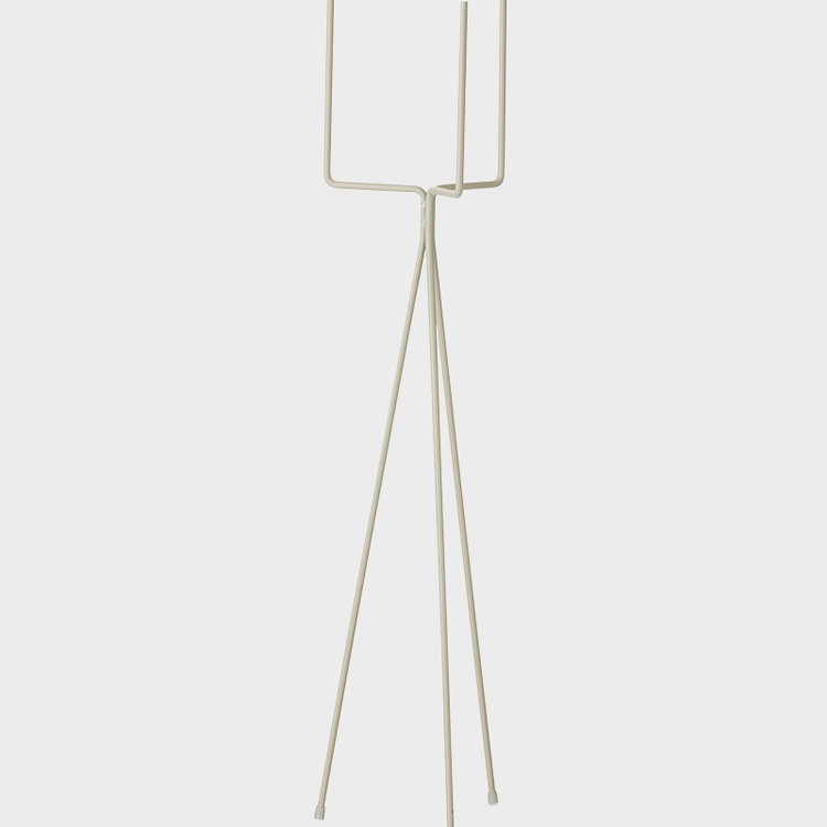 ferm LIVING ferm LIVING plant stand high light grey