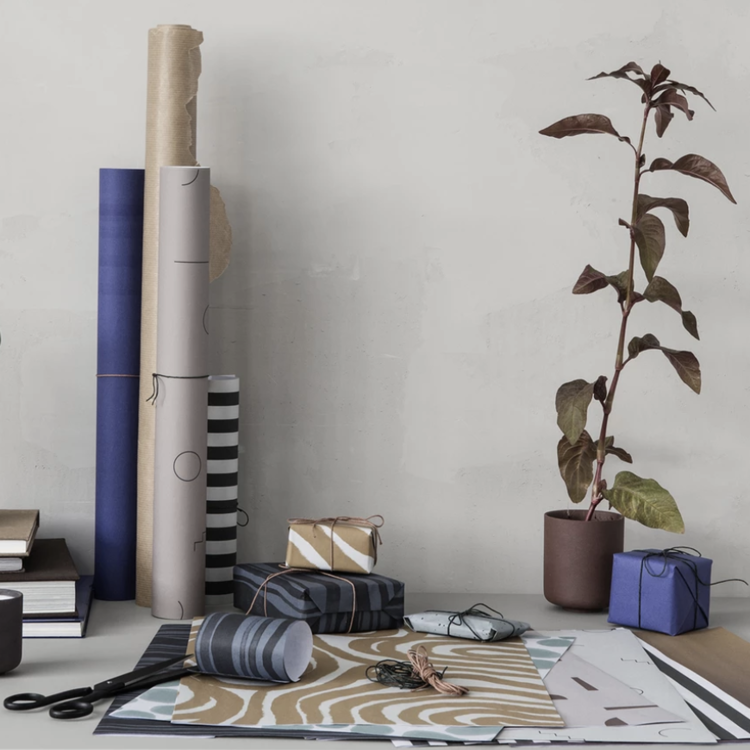 ferm LIVING ferm LIVING Gift Wrapping book