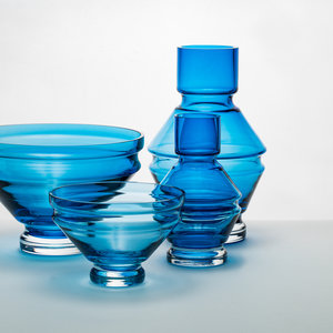 raawii Raawii bowl Relae small blue