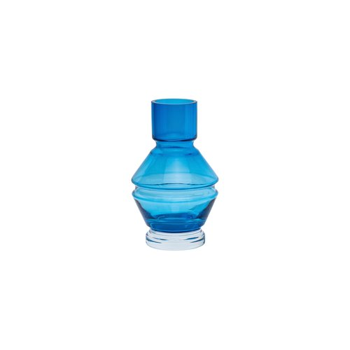 raawii Relae vase small blue