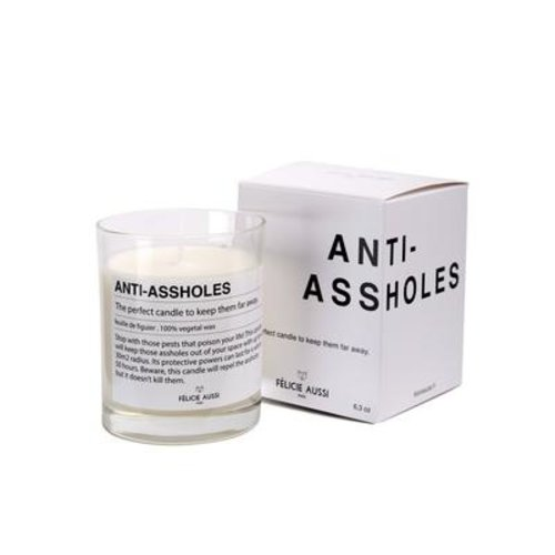 Felicie Aussi Scented Candle  Anti Assholes