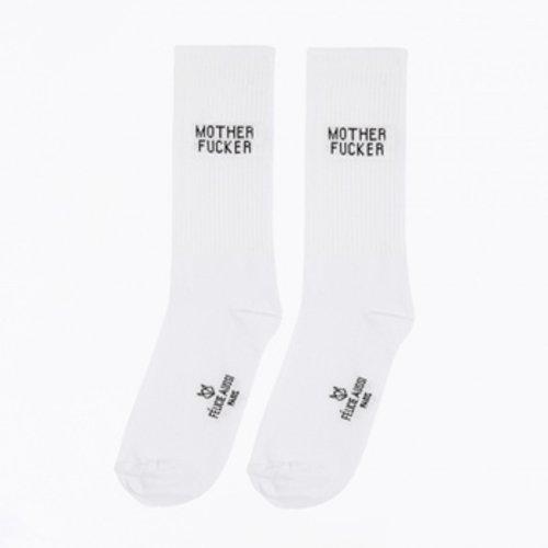 Felicie Aussi FA socks Motherfucker