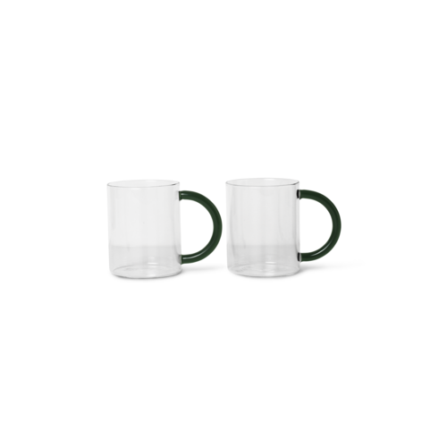 ferm LIVING Still mug (set of 2)