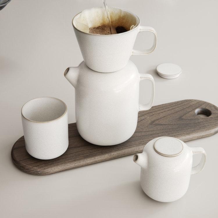 ferm LIVING ferm LIVING Sekki koffiepot