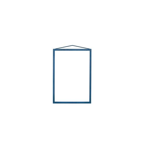 Moebe Moebe lijst A4 blauw