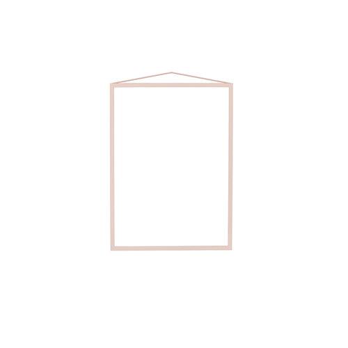 Moebe Moebe lijst A3 roze