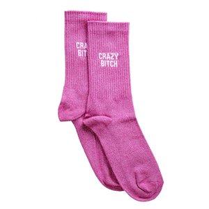 Felicie Aussi Socks Crazy Bitch