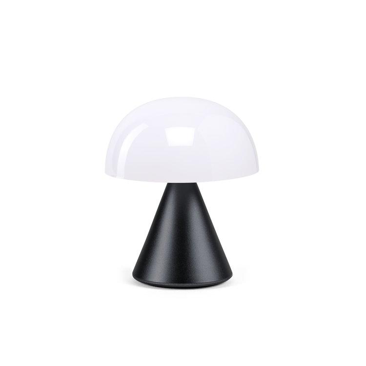 Lexon Lexon mini lamp Mina black silver