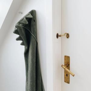 Liewood Liewood Hooded Towel Augusta dino green