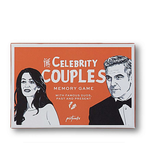Printworks Memory Game Celebrity Couples