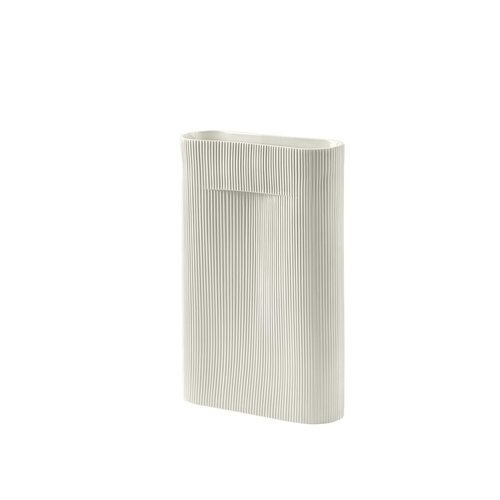 Muuto Muuto Ridge Vase large white