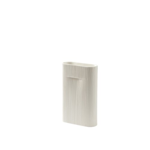 Muuto Muuto Ridge Vase small white