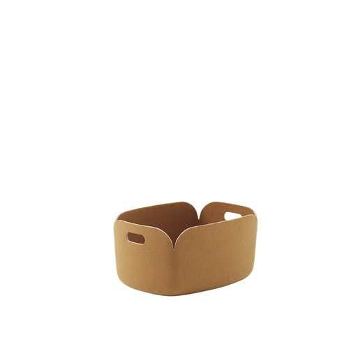 Muuto Muuto Restore Basket burned orange