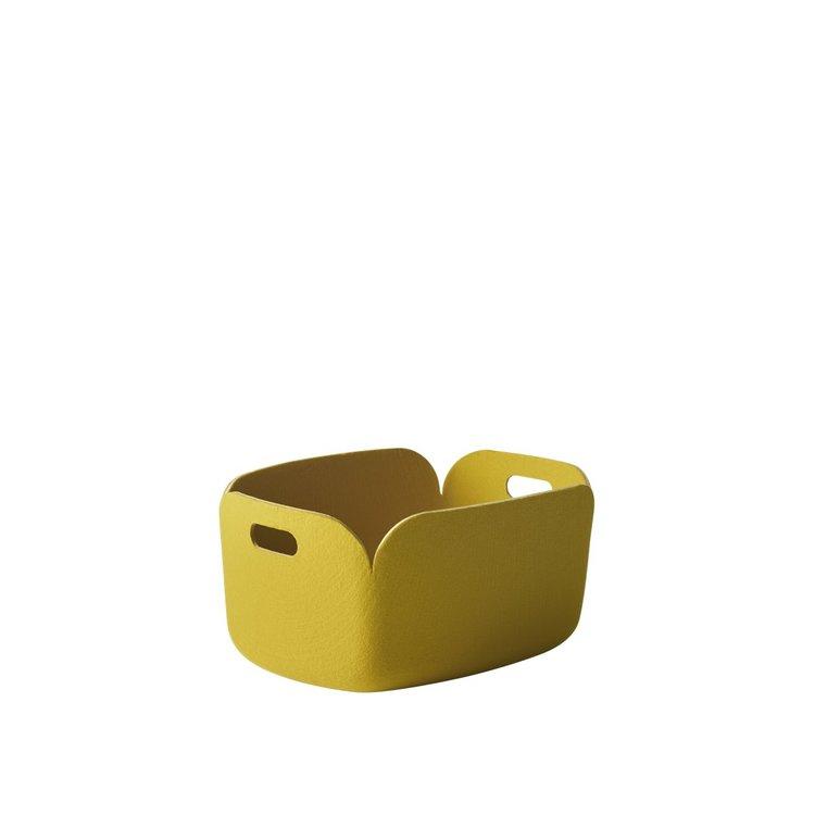 Muuto Muuto Restore Basket yellow