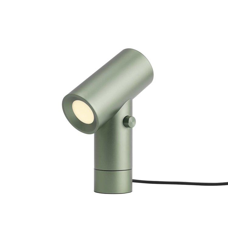 Muuto Muuto lamp Beam green