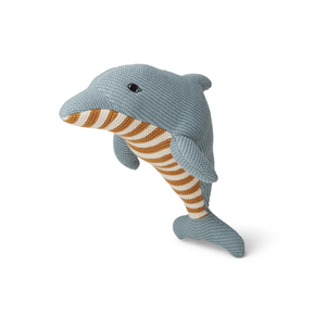 Liewood Diver Teddy dolphin blue