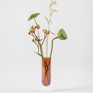 About Form And Function Flower Tube amber hoog
