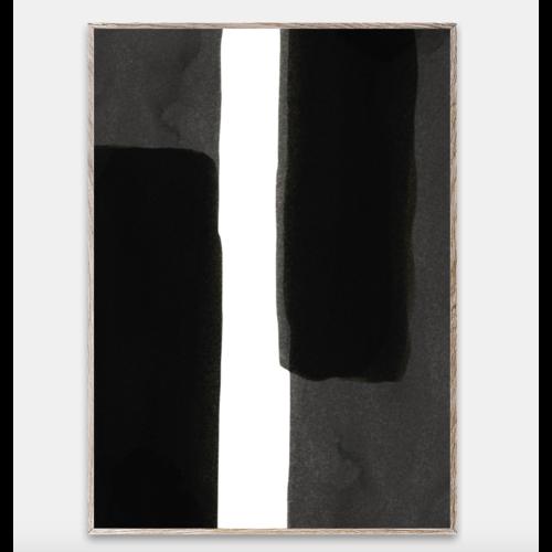 Paper Collective Print Enso black 01 30x40
