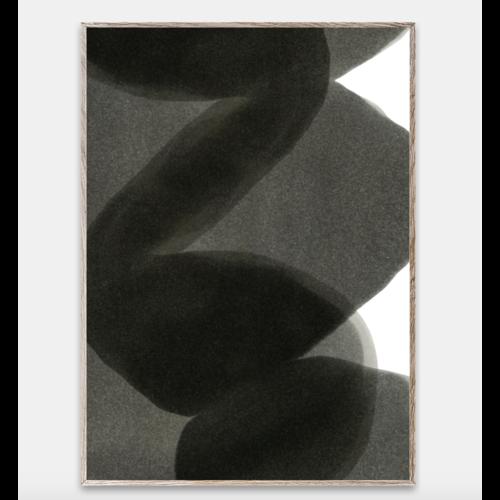Paper Collective Print Enso black II 50x70