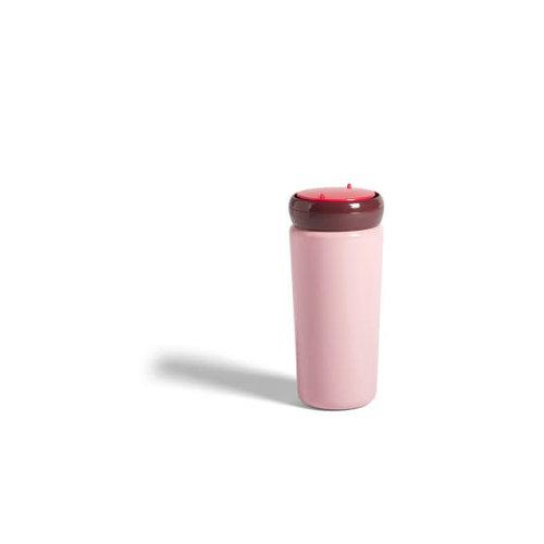 HAY Hay travel cup roze