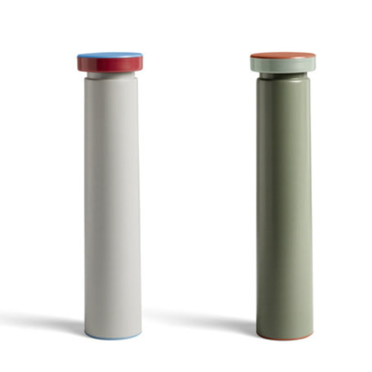 HAY Hay salt and pepper mill green