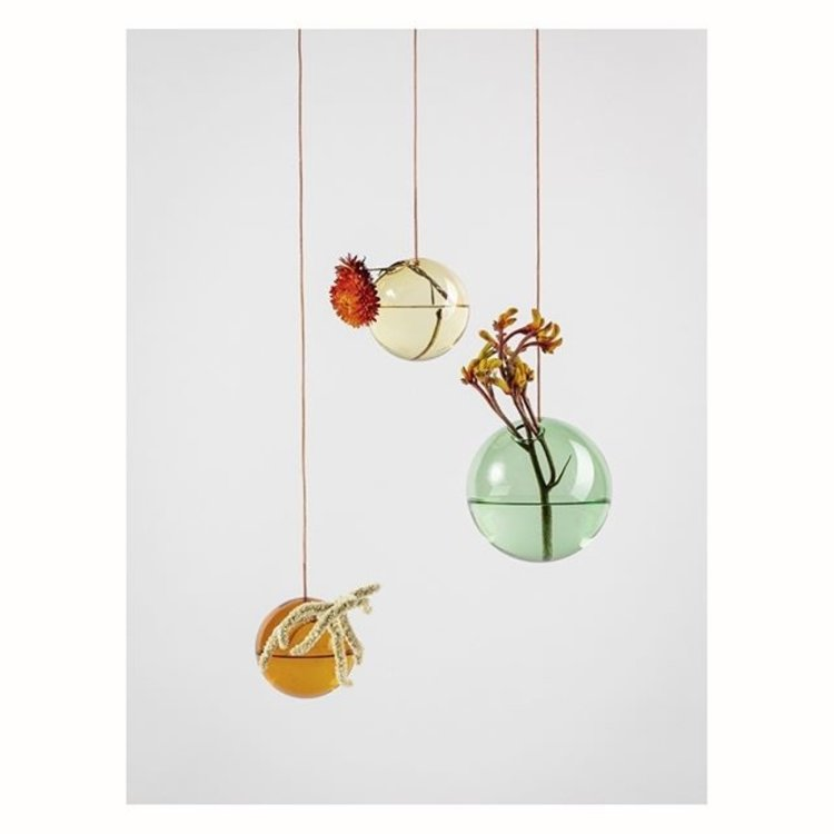 Studio About Flower Bubble hang groot groen