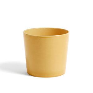 HAY HAY plantenpot L geel