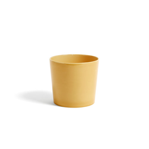 HAY HAY plant pot L yellow