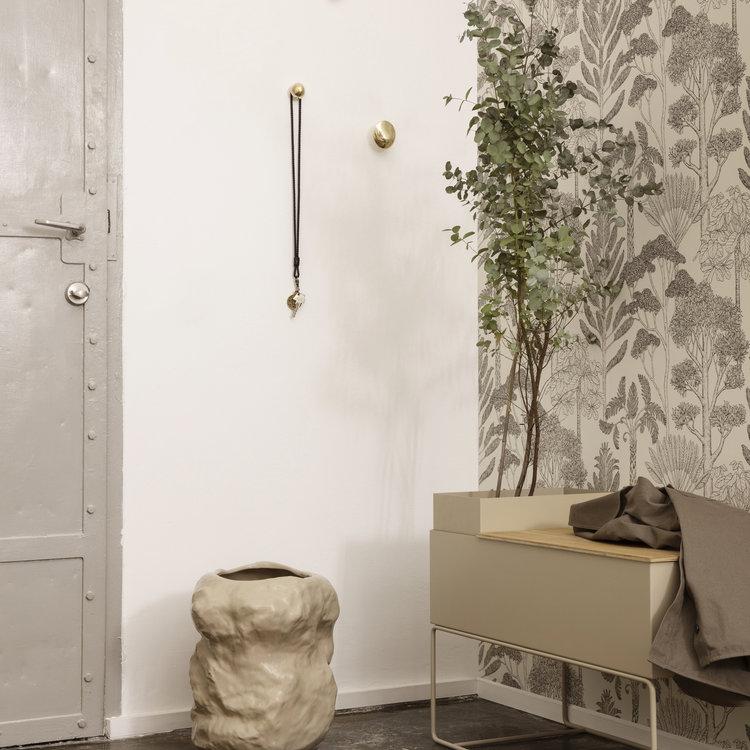 ferm LIVING ferm LIVING plant box large light grey