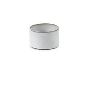 Serax Cup cylinder low white
