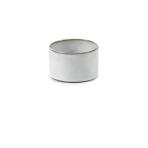 Serax Kop cylinder laag wit