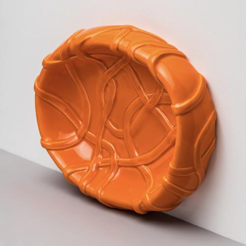 raawii Raawii x Kvium platter orange