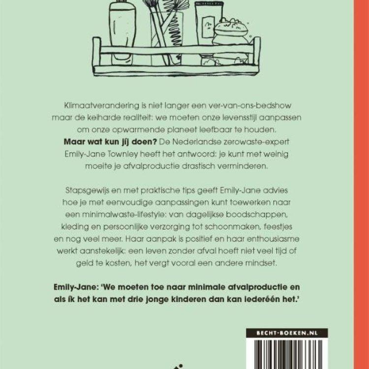 Boek Leven zonder afval